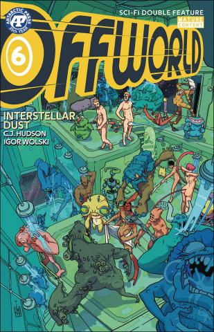 Offworld: Sci-Fi Double Feature #6
