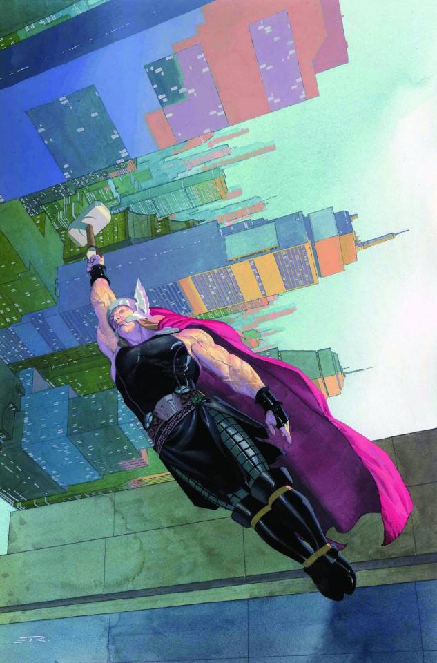 Thor: God of Thunder #12