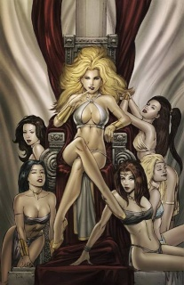 Godstorm #1 (Cha Cover)