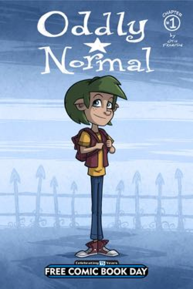 Oddly Normal Chapter One (FCBD 2016 Edition)