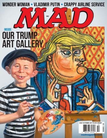 MAD Magazine #547