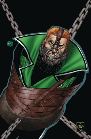 Green Lantern Corps: The Edge of Oblivion #4