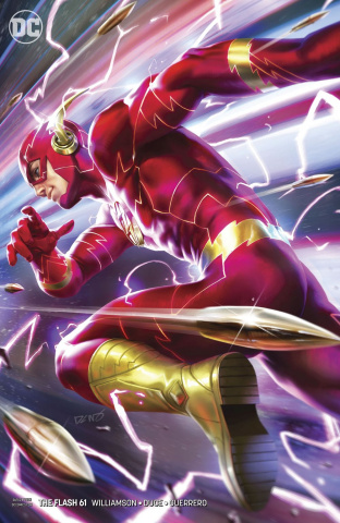 The Flash #61 (Variant Cover)