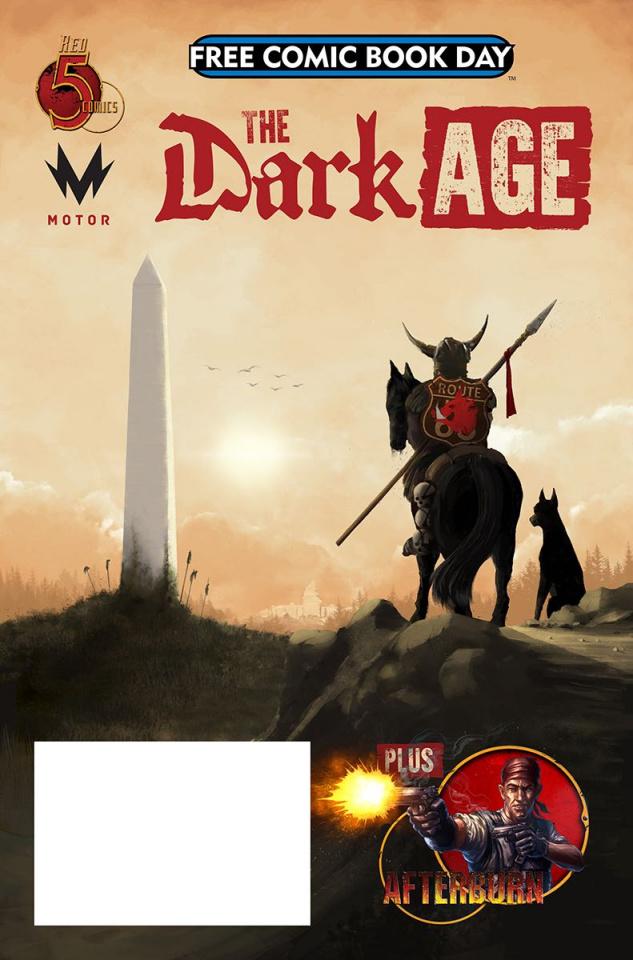 The Dark Age: Afterburn (FCBD 2019)