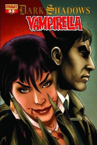 Dark Shadows / Vampirella #3
