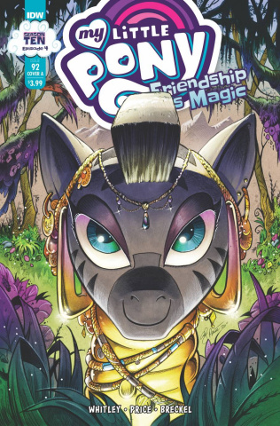 My Little Pony: Friendship Is Magic #92 (Price Cover)