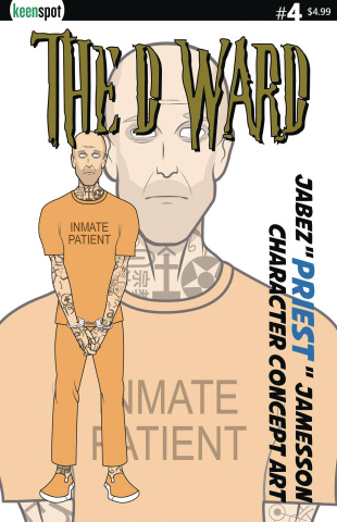 The D Ward #4 (Parker Cover)