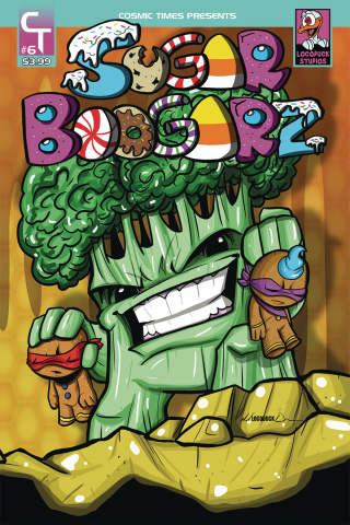 Sugar Boogarz #6