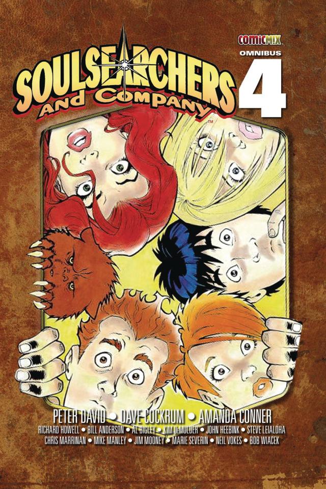 Soulsearchers and Company Vol. 4 (Omnibus)