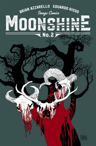 Moonshine #2 (Risso Cover)