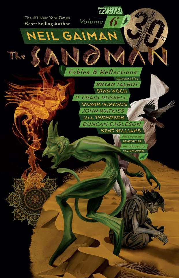 The Sandman Vol. 6: Fables & Reflections (30th Anniversary Edition)
