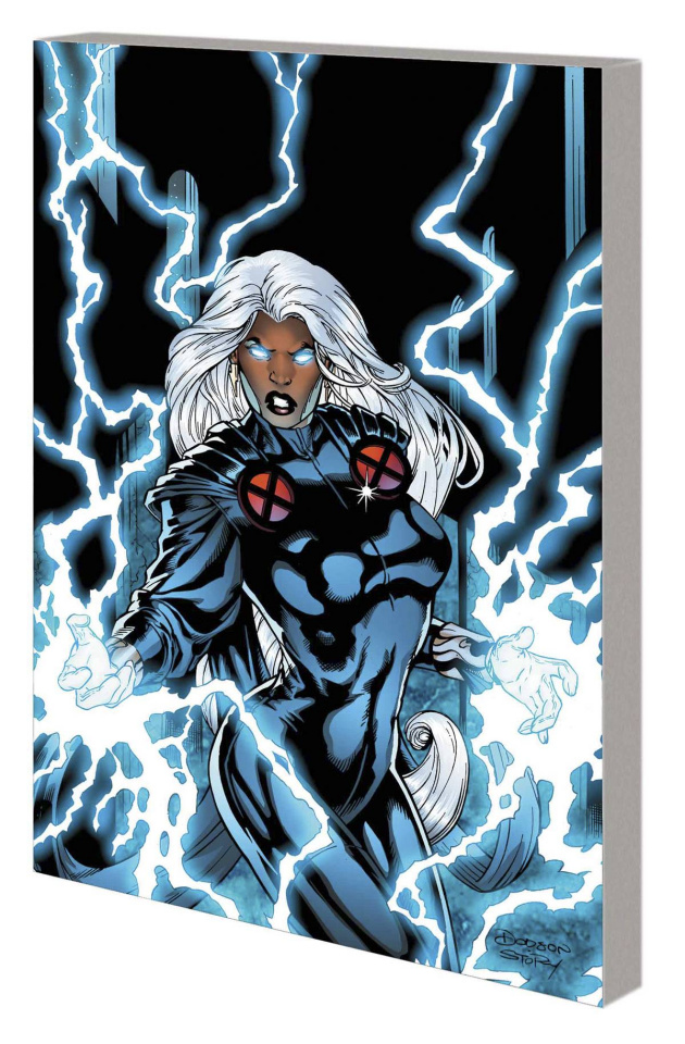 X-Men: Storm by Warren Ellis and Terry Dodson