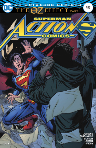 Action Comics #987 (Variant Cover)