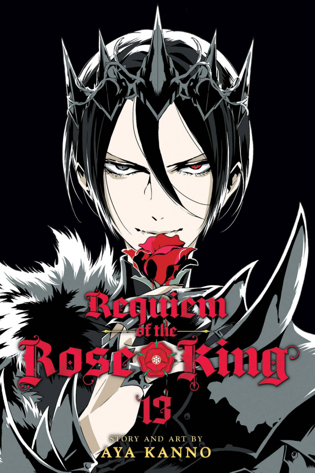 Requiem of the Rose King Vol. 13