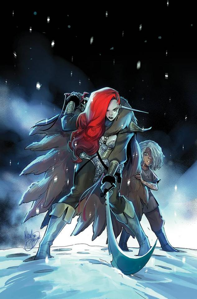 Red Sonja #1 (Andolfo Virgin Cover)