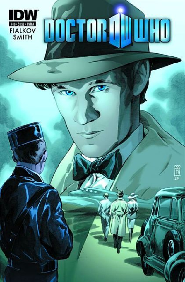 Doctor Who #16