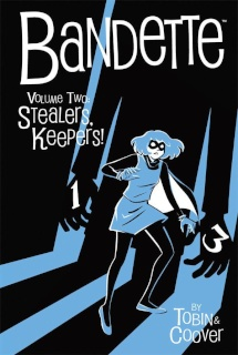 Bandette Vol. 2: Stealers, Keepers!