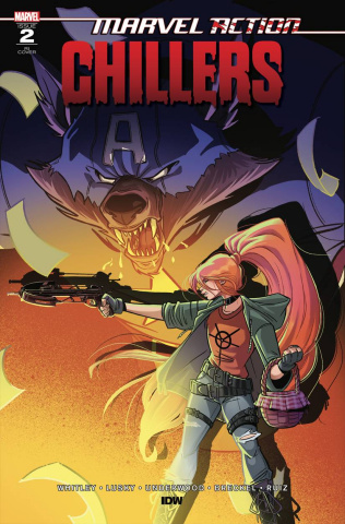 Marvel Action: Chillers #2 (10 Copy Cover)