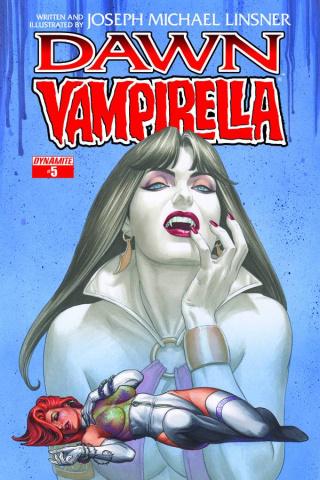 Dawn / Vampirella #5