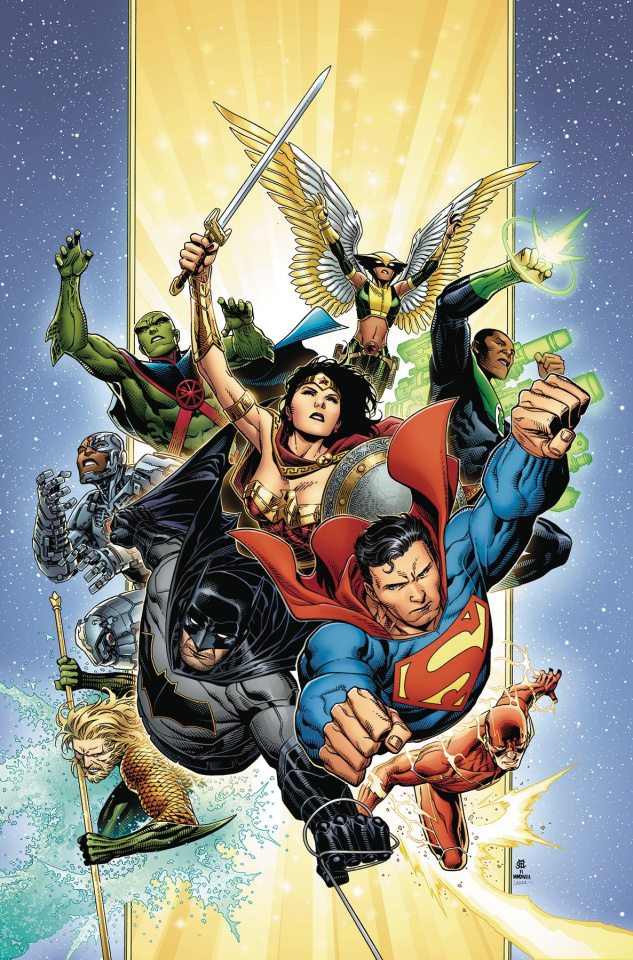 Justice League Vol. 1: The Totality