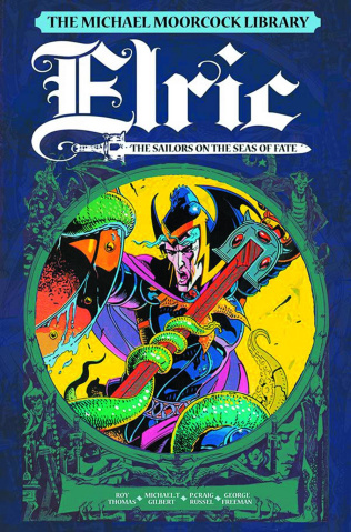 Elric Vol. 2: The Sailors on the Seas of Fate