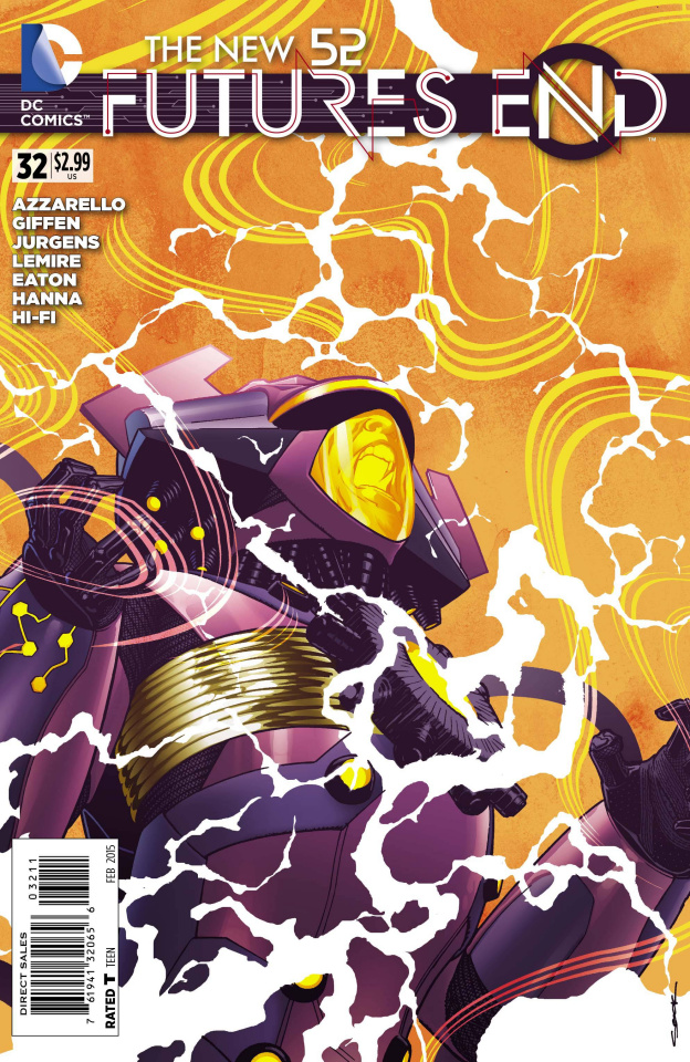 The New 52: Future's End #32 (Weekly)