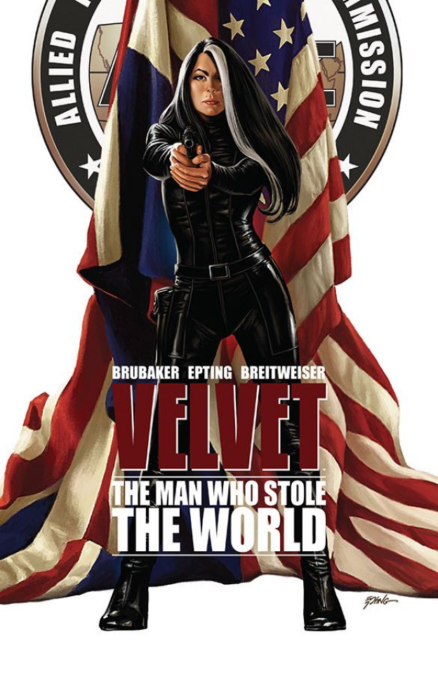Velvet Vol. 3: The Man Who Stole the World