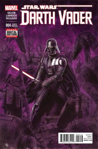 Darth Vader #4 (Granov 4th Printing)