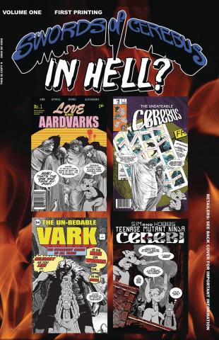 Swords of Cerebus in Hell? Vol. 4