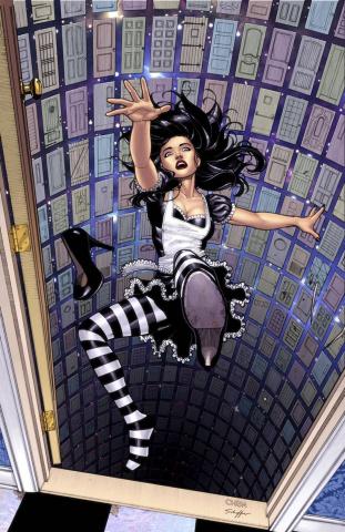 Grimm Fairy Tales: Wonderland #21 (Chen Cover)