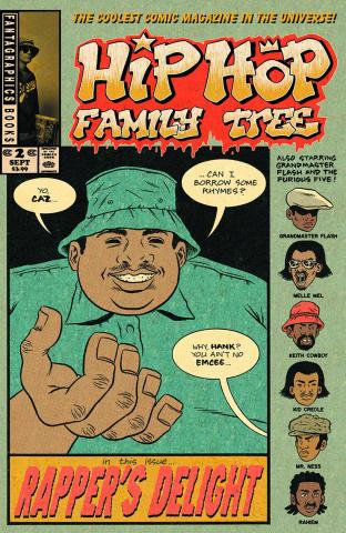 Hip Hop Family Tree #2