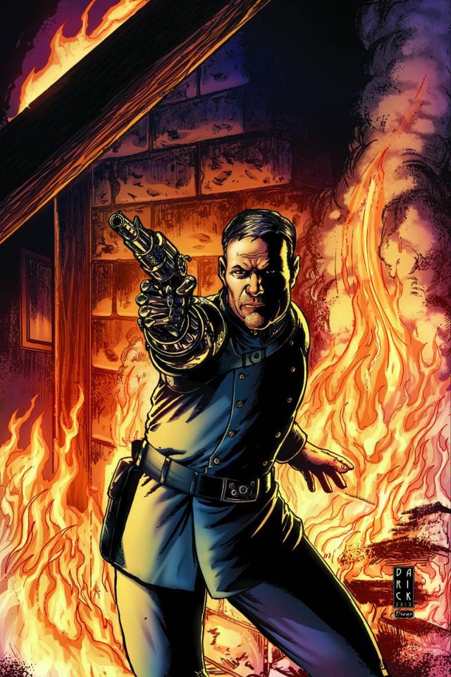The Precinct #1 (20 Copy Robertson Virgin Cover)