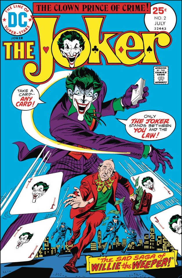Joker: The Bronze Age (Omnibus)