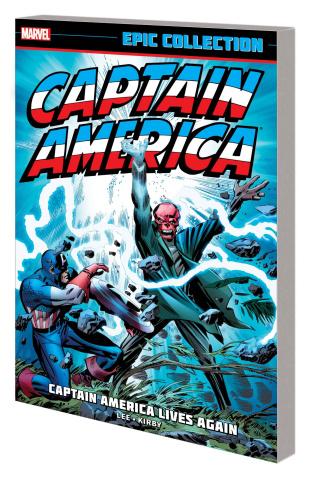 Captain America: Captain America Lives Again (Epic Collection)
