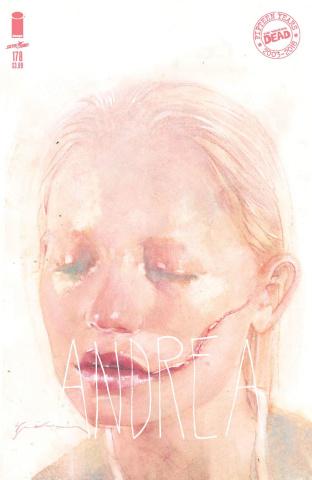 The Walking Dead #178 (Sienkiewicz Cover)