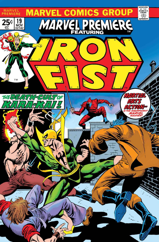 Iron Fist: Colleen Wing #1 (True Believers)