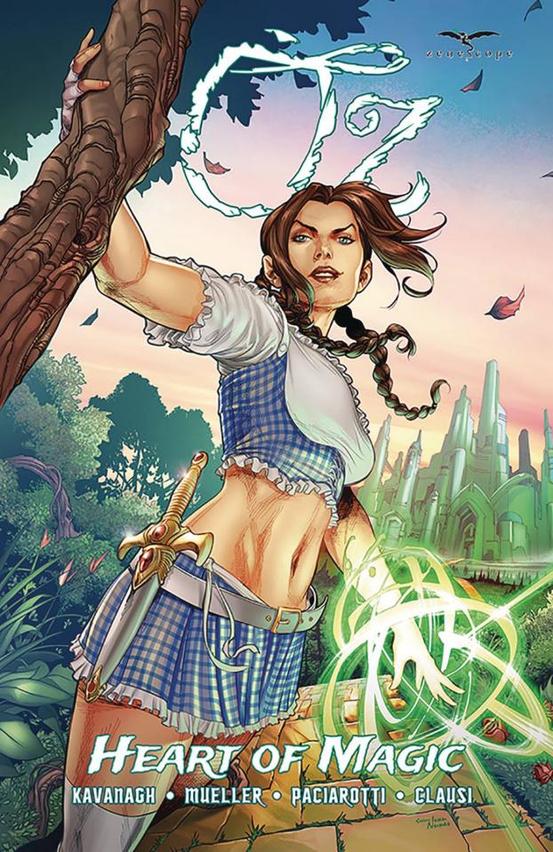 Oz: The Heart of Magic