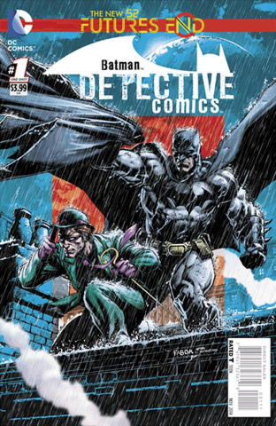 Detective Comics: Future's End #1