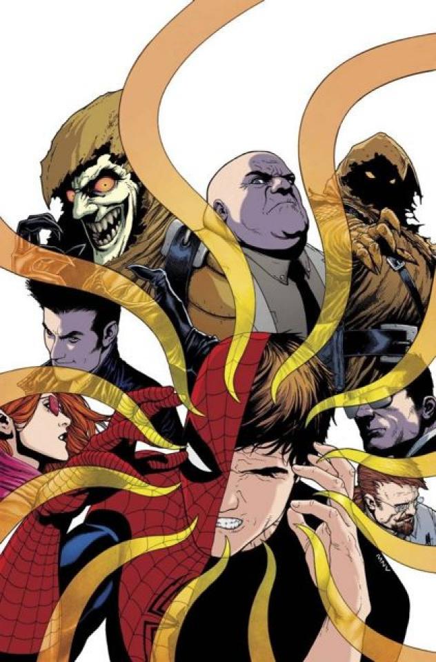 The Amazing Spider-Man #695