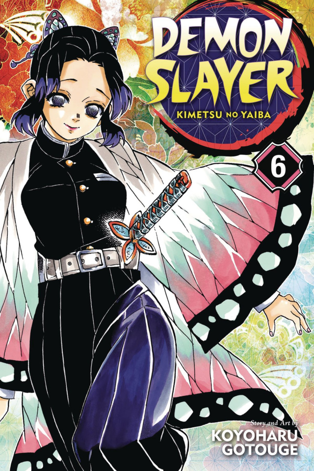 Demon Slayer: Kimetsu No Yaiba Vol. 6