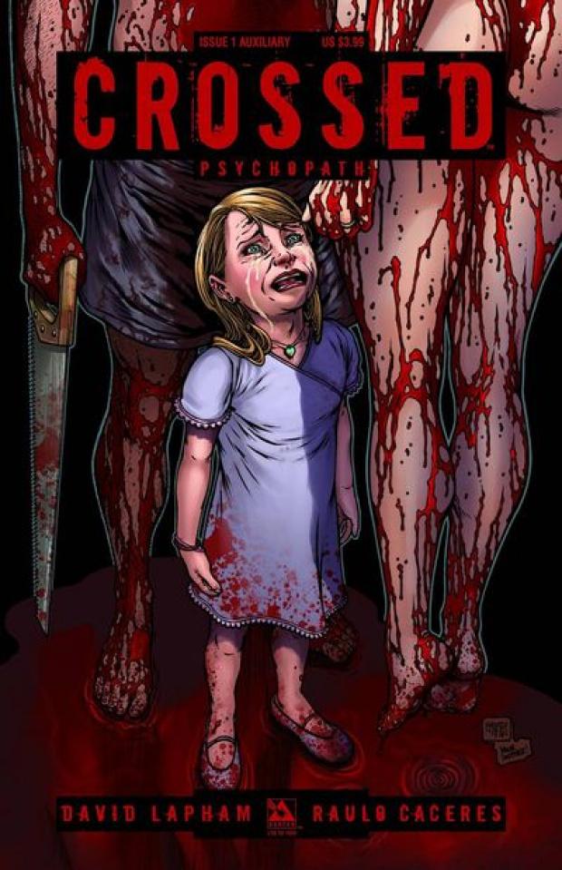 Crossed: Psychopath #1
