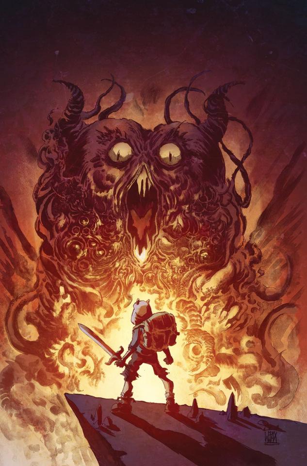 Adventure Time Comics #16 (15 Copy Pax Cover)