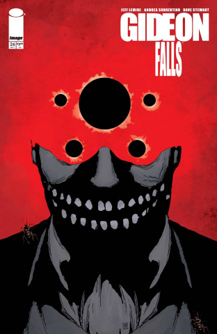 Gideon Falls #26 (Sorrentino & Stewart Cover)