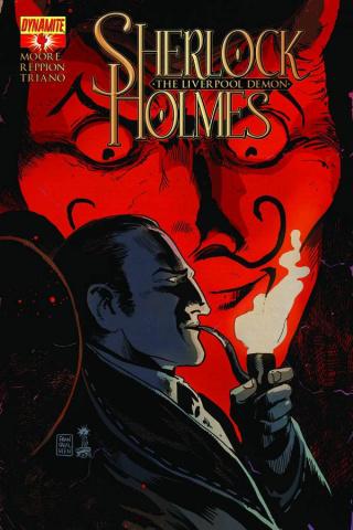 Sherlock Holmes: The Liverpool Demon #4