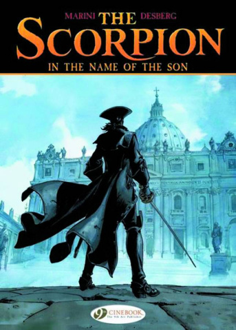 The Scorpion Vol. 8: In The Name of the Son