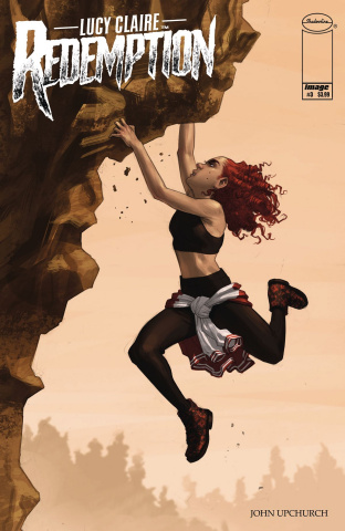 Lucy Claire: Redemption #3 (Upchurch Cover)