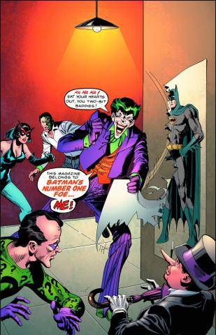 The Joker: Clown Prince of Crime