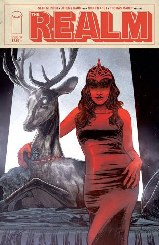The Realm #14 (Haun & Filardi Cover)