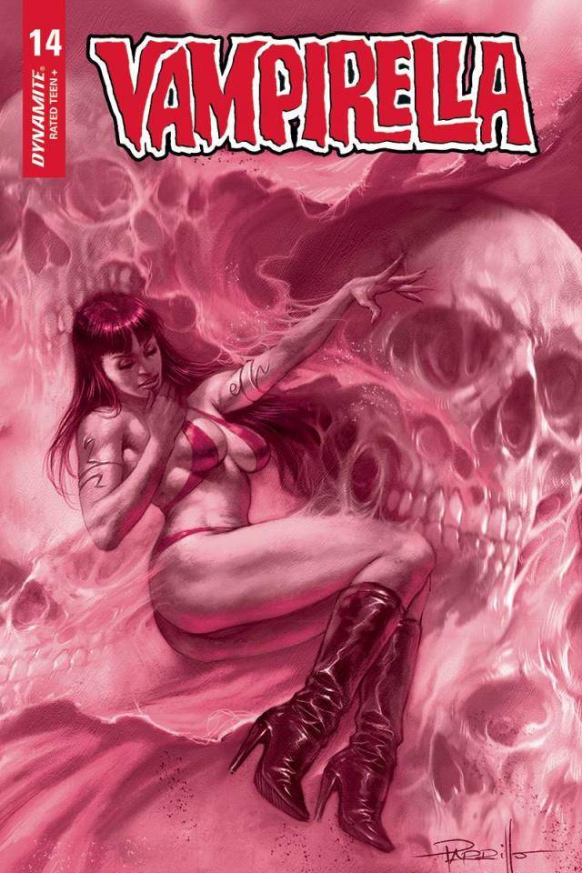 Vampirella #14 (15 Copy Parrillo Tint Cover)