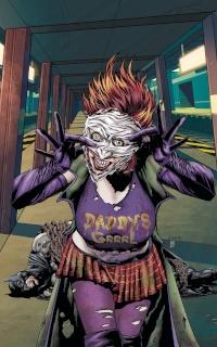 Batman: Arkham - Joker's Daughter